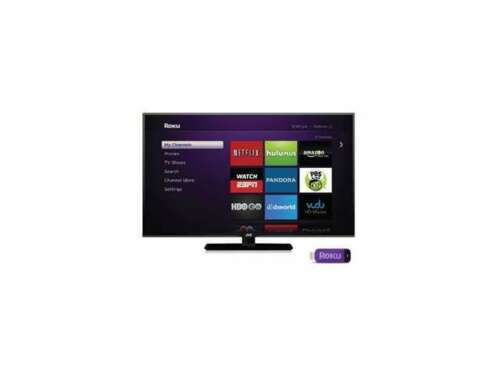 JVC EM42FTR 42-Inch 1080p 120Hz LED TV