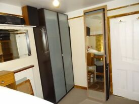 Large single/twin room NON-SMOKING, South facing, fully furnished, European house