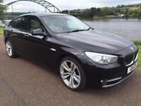 2010 BMW 5 SERIES 3.0 530D SE GRAN TURISMO 5D AUTO 242 BHP DIESEL