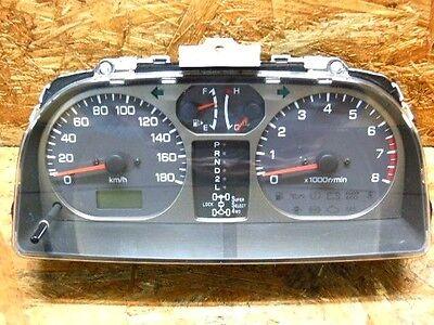 1998 2005 JDM MITSUBISHI PAJERO IO H76 H66  4WD AT SPEEDOMETER GAUGE CLUSTER OEM