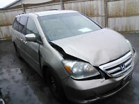 HONDA ODYSSEY(2005/2010/ FOR PARTS ONLY)
