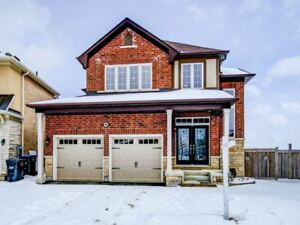 SPACIOUS 4 Bedroom Detached House @BRAMPTON $1,068,889 ONLY