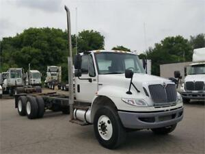 2015 International 4400 SBA -