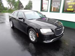 2016 Chrysler 300 Touring only $219 bi-weekly all in!