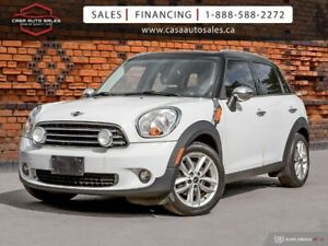 2011 MINI Cooper Countryman | One Owner | No Accidents