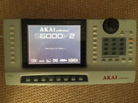 Akai S600 Fully loaded EB20FX, USB, 68GB HD, 16 outs, 5m screen cable,
