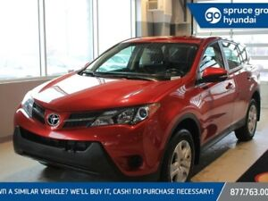 2015 Toyota RAV4 LE-PRICE COMES WITH *$500 CASH BACK-ALL WHEEL D