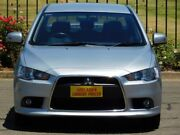 2014 Mitsubishi Lancer CJ MY14.5 VR-X Silver 5 Speed Manual Sedan Enfield Port Adelaide Area Preview