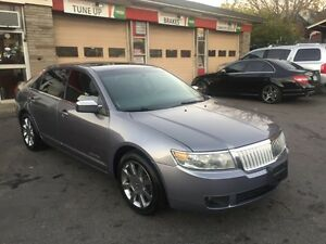 2006 Lincoln Zephyr limited