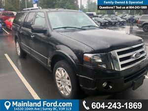 2013 Ford Expedition Max Limited *ACCIDENT FREE* *LOCALLY DRI...