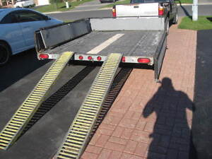 4 wheeler /utility Trailer