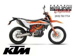 2019 KTM 690 Enduro R
