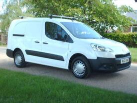 Peugeot Partner 1.6HDi ( 92 ) Crew Van S L2
