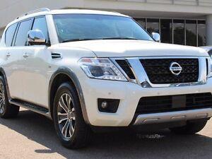 2017 Nissan Armada SL, 360CAM, SUNROOF, NAVI, HEATED SEATS, HEAT