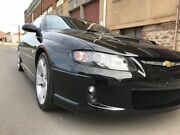 2004 Holden Monaro VZ CV8 Black 4 Speed Automatic Coupe Hendon Charles Sturt Area Preview