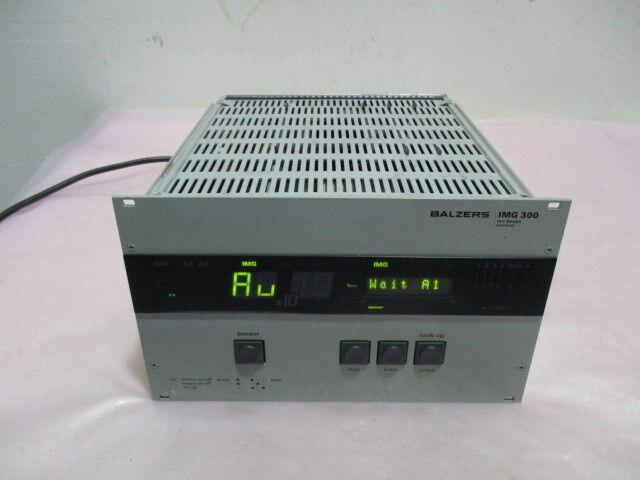Bazlers IMG 300 Ion Gauge Control, Controller, BG D25 754-1, 416308