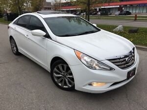 2013 HYUNDAI SONATA SE*LEATHER*ROOF*BLUTOOTH*SPORT PKG*ECO DRIVE
