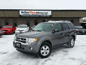 2011 Ford Escape XLT  **4CYL & MOONROOF**