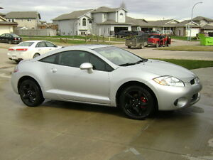 2008 Mitsubishi Eclipse Coupe (2 door)