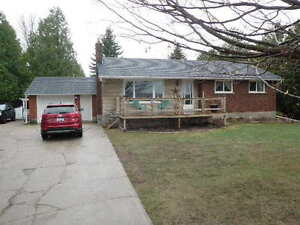 PORT ELGIN- 2.04 Acres with upgraded 2+2 bdrm bungalow & pool!
