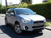 2015 Mitsubishi ASX XB MY15 LS 2WD Grey 6 Speed Constant Variable Wagon Thorngate Prospect Area Preview