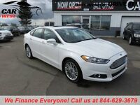 2014 Ford Fusion SE 4dr AWD ECOBOOST