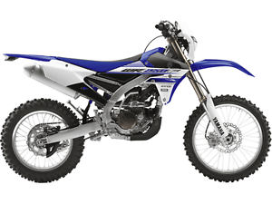 2017 yamaha  other  WR250F