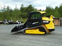 Jcb 225T track skidsteer