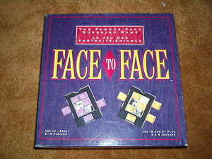 Face to Face- HTF Famous Celebrity Guessing game
