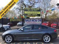 2015 15 BMW 4 SERIES 3.0 435D XDRIVE M SPORT GRAN COUPE 4D AUTO 309 BHP DIESEL
