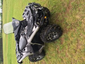 2013 Can-Am 800 RTX