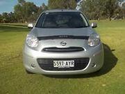2013 Nissan Micra K13 MY13 ST-L Silver 4 Speed Automatic Hatchback Murray Bridge Murray Bridge Area Preview