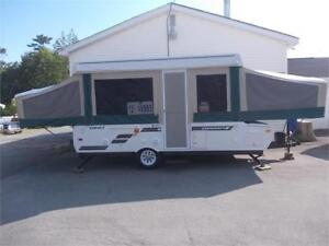 2012  Jayco Comet 1222 Pop up VERY ROOMY