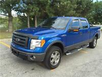 2009 FORD F-150 FX-4