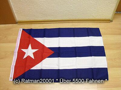 Fahnen Flagge Kuba 60 x 90 cm