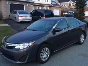 2012 Toyota Camry LE Sedan!!!  Mint Condition!!!   LOW KMs!!!