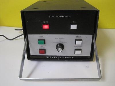 Vishay Measurement Ellis 25 Scan Control Controller Lab Equipment Guaranteed