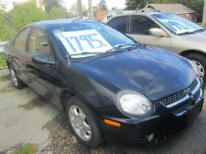 2003 Dodge SX 2.0 ONLY 140,000 klm's.!