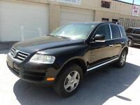2007 VOLKSWAGEN TOUAREG-AWD-SUNROOF-LEATHER-LOADED-ALLOYS