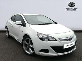 2015 VAUXHALL ASTRA GTC DIESEL COUPE