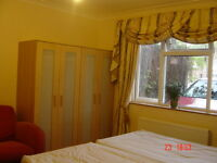 Double room for rent in a shared property - with possibility of upgrade to bedsit.