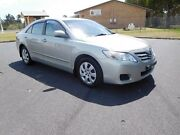 2011 Toyota Camry ACV40R MY10 Altise Silver 5 Speed Automatic Sedan Ballina Ballina Area Preview