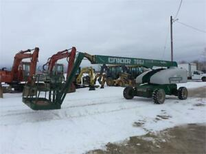 1998 Condor 66 Foot Man Lift GONE TO NO RESERVE AUCTION MARCH 24