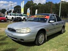 1997 Ford Mondeo HC LX 5 Speed Manual Sedan Clontarf Redcliffe Area Preview