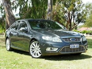 2008 Ford Falcon FG G6E Turbo Grey 6 Speed Sports Automatic Sedan Myaree Melville Area Preview