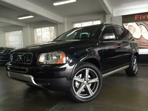 2010 Volvo XC90 MY10 3.2 R-Design Black 6 Speed Automatic Geartronic Wagon Five Dock Canada Bay Area Preview