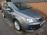 SEAT IBIZA 1.4 TOCA (grey) 2013
