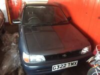 Toyota STARLET GL 1.0l like new ! only 19000 miles!