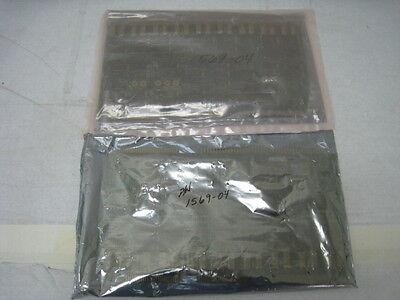 2 NEW Novellus 94-34505-60 PCB board, I/O genus, 1569-04