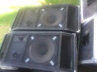 Job lot of speakers